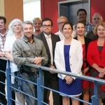 Service aux entreprises :</br>inauguration de nouveaux locaux