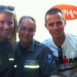 Ironman : enseignants et étudiants</br>de SPU à la rescousse