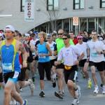 Des employés du Collège participent<br>au marathon de Montréal!