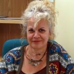 Isabel Rodrigues,<br>conférencière dans un colloque international