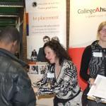 Salon de l'emploi au Collège :<br> plus de 100 entreprises rencontrent les étudiants!