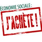 Des entreprises d'économie sociale<br>rencontrent des employés du Collège