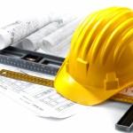 Importants travaux de construction<br>en façade du Pavillon «C»