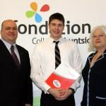 Bourses corporatives : la Fondation du Collège<br>remet 26 000 $