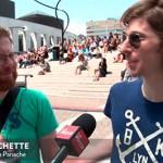 Benoit Fréchette en vedette<br>dans le quartier des spectacles