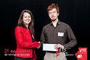 Bourses de l'ETS 2014 remises à des diplômés du Collège