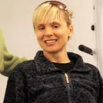 Exposition d'Olena Polonska<br>à la bibliothèque