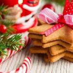 Vente de biscuits de Noël au profit d'Option Globe
