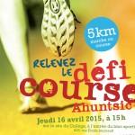 Défi-course Ahuntsic :<br>un événement pour tous