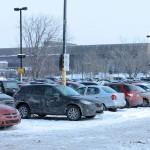 Problèmes de stationnement<br>durant la saison hivernale
