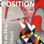 Olena Polonska et Philippe Jolicoeur<br>présentent leur recueil de poésie à la Bibliothèque