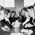 Cafétéria : pétition des enseignants en 1966<br>capsule historique – le saviez-vous?