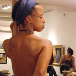 Ateliers de dessin de modèles vivants<br>avril et mai 2015