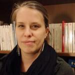 Caroline Proulx prononce une conférence<br>à l'EHESS de Paris