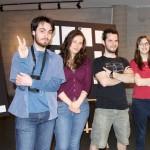 Atelier de BD au Collège :<br>exposition des planches