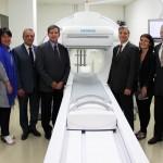 Inauguration des nouveaux équipements<br>en médecine nucléaire