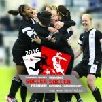 Le Collège accueillera le championnat<br>canadien de soccer féminin en 2016