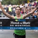 Félicitations aux employés qui ont participé<br>au Marathon de Montréal!