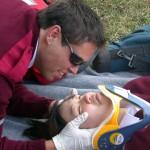 Agrément renouvelé par l'AMC en<br>soins préhospitaliers d'urgence et en Techniques ambulancières