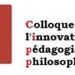 Un enseignant participe au colloque<br>sur l'innovation en philosophie