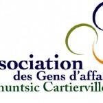 Des gens d'affaires d'Ahuntsic-Cartierville<br>se réunissent au Collège