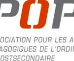 APOP : applications pédagogiques de l'ordinateur<br>Services gratuits pour les employés
