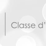 Classe d'apprentissage actif