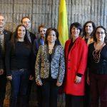 Le Collège accueille une délégation colombienne<br>le 15 avril 2016