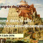 Congrès d'historiens au Collège Ahuntsic<br>1er, 2 et 3 juin