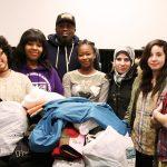 Collecte pour les réfugiés syriens :<br>Ahuntsic en couleurs vous remercie!