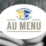 Aramark adhère au programme<br>Aliments du Québec au menu