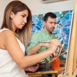 Atelier d'art anti-stress<br>pour étudiants