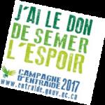 Campagne d'Entraide 2017