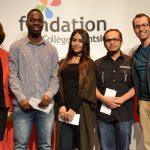 Cérémonie de remise de bourses d'études<br>nombreux étudiants récompensés