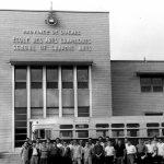 Désignation des pavillons du Collège en 1997