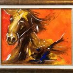 Exposition « Les chevaux » d'Olena Polonska