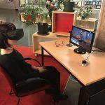 La réalité virtuelle (VR) fait son entrée au Collège !