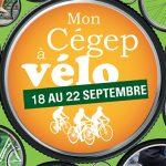 Mon cégep à vélo du 18 au 22 septembre