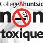 Du 10 au 13 octobre, c'est la semaine « Mon Collège sans tabac »