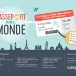 Journée «Passeport pour le monde» 28 novembre à l'Agora