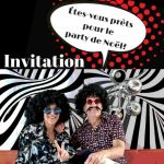 Invitation à la soirée de Noël 2017