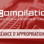 Compilatio : perfectionnement personnel enseignant