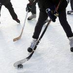 Hockey sur glace <br> Comme dans le temps !
