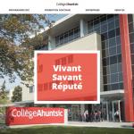 Mise en ligne du nouveau portail du Collège : Invitation aux employés
